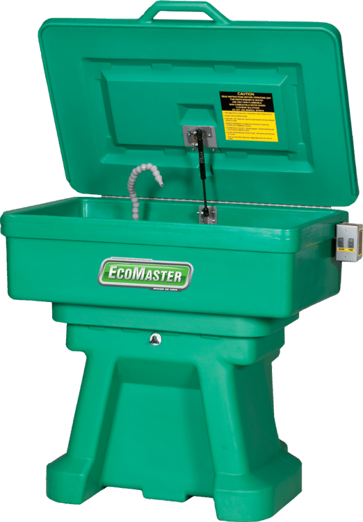 EcoMaster 5000 - Open