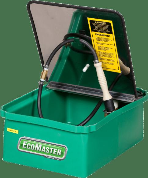 EcoMaster 50 - Open